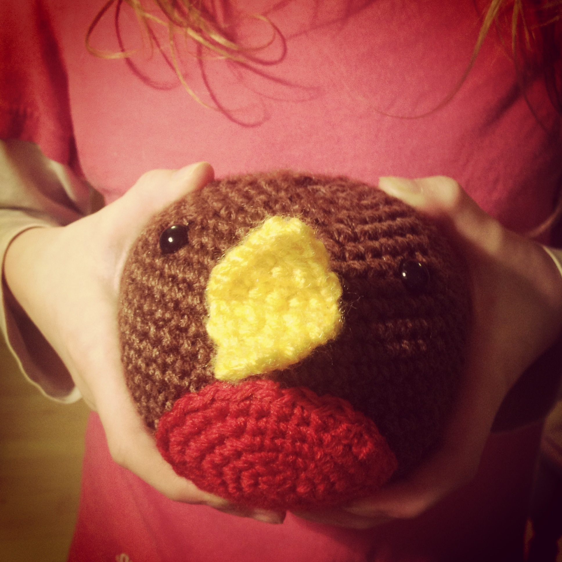 Free Crochet Pattern - Round Robin to the Rescue! - Eden Reborn
