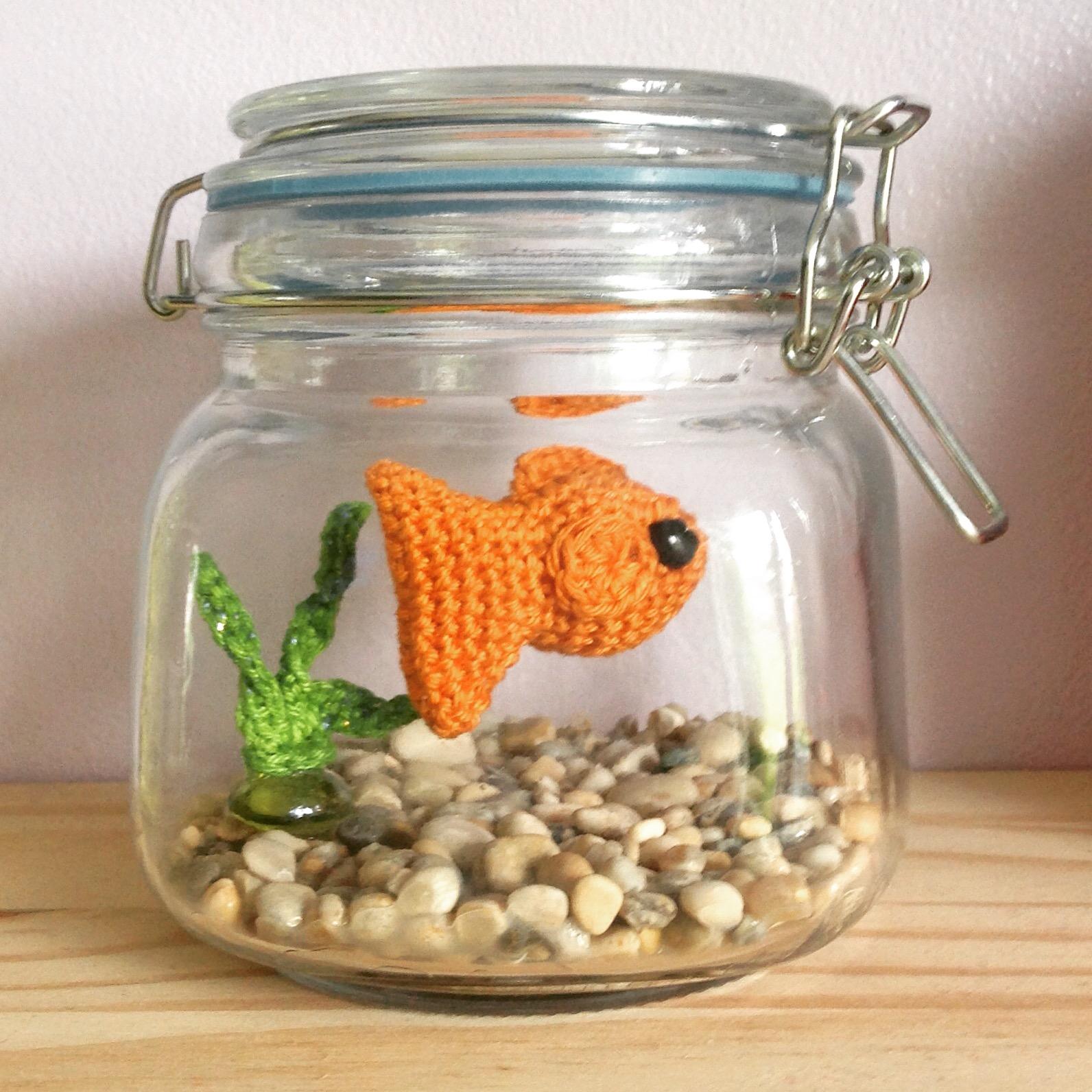 No Fuss Fish Free Crochet Pattern Eden Reborn